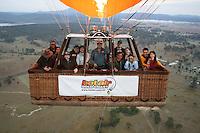 20140902 September 02 Hot Air Balloon Gold Coast
