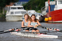 W.J16A.2x  Final  (85) City of Bristol RC vs (88) Staines<br /> <br /> Saturday - Gloucester Regatta 2016<br /> <br /> To purchase this photo, or to see pricing information for Prints and Downloads, click the blue 'Add to Cart' button at the top-right of the page.