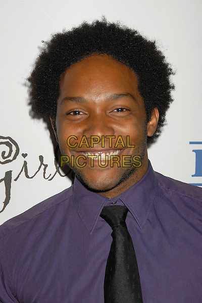 "BRANDON ROGERS.7th Annual All-Star ""Les Girls"" Benefit for The National Breast Cancer Coalition Fund at Avalon, Hollywood, California, USA. .October 8th, 2007.headshot portrait .CAP/ADM/BP.©Byron Purvis/AdMedia/Capital Pictures."
