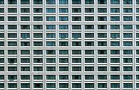 Office building windows.