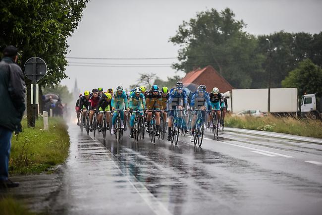 RIDER (NED) and DESCRIPTION, TEAM, Tour de France, Stage 5: Ypres > Arenberg Porte du Hainaut, UCI WorldTour, 2.UWT, Wallers, France, 9th July 2014, Photo by Thomas van Bracht / Peloton Photos