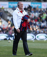 Richard Hill (Team Manager) of England during the 2018 Castle Lager Incoming Series 2nd Test match between South Africa and England at the Toyota Stadium.Bloemfontein,South Africa. 16,06,2018 Photo by Steve Haag / stevehaagsports.com