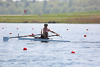 Race: 54  Event: Club 1x  Heat B<br /> <br /> Wallingford Regatta 2018<br /> <br /> To purchase this photo, or to see pricing information for Prints and Downloads, click the blue 'Add to Cart' button at the top-right of the page.