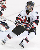 Jimmy Russo - The Boston College Eagles and Northeastern University Huskies tied at 1 on Saturday, October 22, 2005, at Matthews Arena in Boston, Massachusetts.