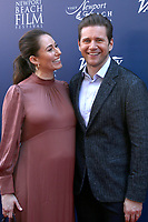 LOS ANGELES - NOV 3:  Jessica Blair Herman, Allen Leech at the Newport Beach Film Festival Honors Featuring Variety 10 Actors To Watch at The Resort at Pelican Hil on November 3, 2019 in Newport Beach, CA
