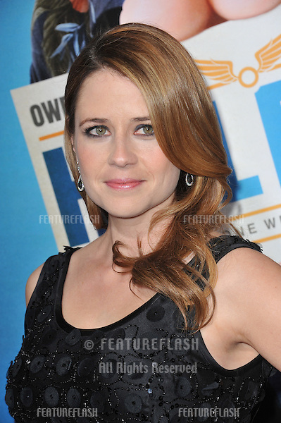 "Jenna Fischer at the world premiere of ""Hall Pass"" at the Cinerama Dome, Hollywood..February 23, 2011  Los Angeles, CA.Picture: Paul Smith / Featureflash"