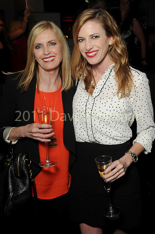 Pam Ware and Lauren Ware at the Married to Medicine Houston premier party at VrSi Thursday Nov. 10, 2016.(Dave Rossman photo)