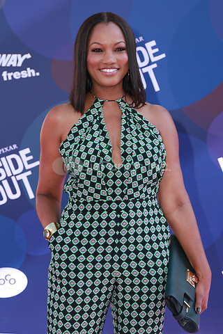 HOLLYWOOD, CA - JUNE 8: Garcelle Beauvais at the premiere of Disney-Pixar's 'Inside Out' at the El Capitan Theatre on June 8, 2015 in Hollywood, California. Credit: David Edwards/MediaPunch