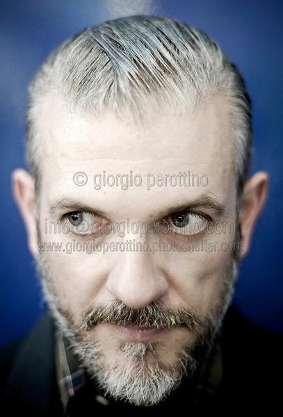 | Giuseppe Culicchia - novelist |<br /> client: Salone del Libro di Torino - Turin Book Fair