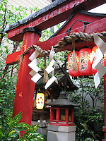 The Red Temple, Japan