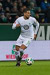 11.02.2018, Weserstadion, Bremen, GER, 1.FBL, SV Werder Bremen vs VfL Wolfsburg<br /> <br /> im Bild<br /> Jeffrey Bruma (VFL Wolfsburg #05),  <br /> <br /> Foto &copy; nordphoto / Ewert