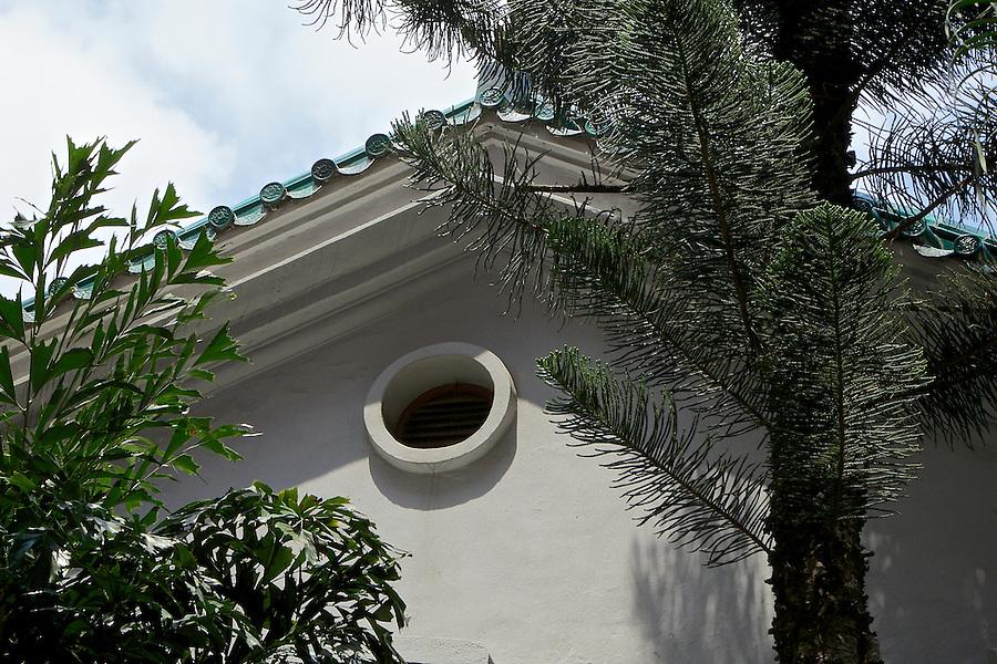 Bull's Eye (West), Tung Wah Museum.