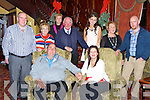 Stephen McCarthy, Countess Grove Killarney who celebrated his 40th with his family and friends in the Killarney Avenue Hotel on Friday night front row l-r: Stephen McCarthy and Olive Murphy. Back row: Derry McCarthy, Maureen McCarthy, Helena O'Shea, Martin McCarthy, Aoife Murray, Peggy McCarthy, Tony McCarth