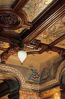 """Europe/France/Ile-de-France/Paris: """"BELLE-EPOQUE"""" - Restaurant """"Mollard"""" 113 rue St-Lazare<br /> PHOTO D'ARCHIVES // ARCHIVAL IMAGES<br /> FRANCE 1990"""
