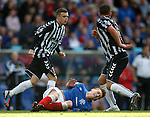 Lewis Macleod sent into orbit and crashing back to earth by Elgin's Jamie Duff
