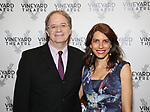 Douglas Aibel and Sarah Stern attends the Vineyard Theatre Gala 2018 honoring Michael Mayer at the Edison Ballroom on May 14, 2018 in New York City.