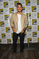 SAN DIEGO - July 22:  Chris Wood at Comic-Con Saturday 2017 at the Comic-Con International Convention on July 22, 2017 in San Diego, CA