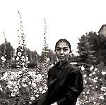 Aiturgan Temir (Temirova)  - soviet and kyrgyz film and theater actress. |  Айтурган Темирова - cоветская и киргизская актриса театра и кино.