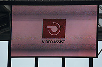 Videoassistent greift ein - 14.09.2019: 1. FSV Mainz 05 vs. Hertha BSC Berlin, 4. Spieltag Bundesliga, OPEL Arena<br /> DISCLAIMER: DFL regulations prohibit any use of photographs as image sequences and/or quasi-video.