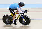 Rio de Janeiro-4/9/2016-Tristan Chernove during training before his cycling event at the Rio 2016 Paralympic Games at the Barra Velodrome. Photo Scott Grant/Canadian Paralympic Committee