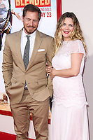 HOLLYWOOD, LOS ANGELES, CA, USA - MAY 21: Will Kopelman, Drew Barrymore at the Los Angeles Premiere Of Warner Bros. Pictures' 'Blended' held at the TCL Chinese Theatre on May 21, 2014 in Hollywood, Los Angeles, California, United States. (Photo by Xavier Collin/Celebrity Monitor)