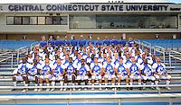 CCSU Football Team Photo 2012