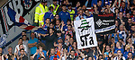 Rangers fans reunited with their SFA banner