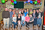 40th Birthday: Anita Kardol Moyvane celebrating her 40th birthday and engagement to Donie O'Sullivan on Saturday night last at The Kingdom Bar, Listowel.
