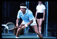 Henri Leconte<br /> Copyright Michael Cole