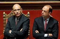 20130430 ROMA-POLITICA: VIA LIBERA DAL SENATO PER IL GOVERNO LETTA