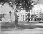 Frederick Stone negative. Colonial Trust and Lilly Building 1922.