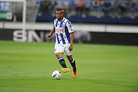 VOETBAL: HEERENVEEN: 02-08-2014, Abe Lenstra Stadion, SC Heerenveen - Levante, oefenduel uitslag 0-1, Pele van Anholt, ©foto Martin de Jong