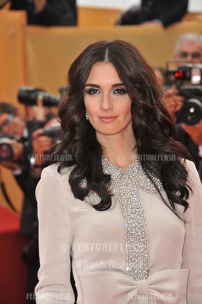 "Paz Vega at the gala screening for ""Pirates of the Caribbean: On Stranger Tides"" at the 64th Festival de Cannes..May 14, 2011  Cannes, France.Picture: Paul Smith / Featureflash"