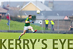 Killian Young Kerry in action against  Donegal in Division One of the National Football League at Austin Stack Park Tralee on Sunday.