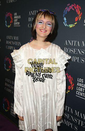 LOS ANGELES, CA -APRIL 7: Chanel Samson, at Grand Opening Of The Los Angeles LGBT Center's Anita May Rosenstein Campus at Anita May Rosenstein Campus in Los Angeles, California on April 7, 2019.<br /> CAP/MPIFS<br /> &copy;MPIFS/Capital Pictures