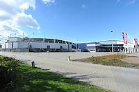 SCHAATSEN: THIALF: Heerenveen, 16-10-2010, ijsstadion, buitenaanzicht, overzicht, ©foto: Martin de Jong