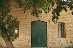 Israel, Southern Coastal plain. Mikveh Israel, the first Jewish agricultural school in Palestine was established in 1870, the old winery building