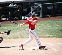 Colt Keith plays in the MLB Prospect Development Pipeline game at Salt River Fields on May 30, 2018 in Scottsdale, Arizona (Bill Mitchell)