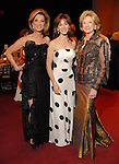 Frann Lichtenstein and her daughter Jill Deutser with Patsy Fourticq at the Houston Chronicle Best Dressed 25th Anniversary Gala and Neiman Marcus Fashion Show at the Wortham Theater Tuesday  April 10,2007.(Dave Rossman/For the Chronicle)