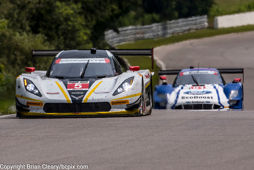 IMSA Tudor Series, Canadian Tire Motorsport Park,  July 2015 (Photo by Brian Cleary/www.bcpix.com)