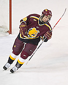 Mark Bomersback - The Ferris State Bulldogs defeated the University of Denver Pioneers 3-2 in the Denver Cup consolation game on Saturday, December 31, 2005, at Magness Arena in Denver, Colorado.