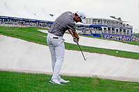 Bernd Wiesberger (AUT) during the first round of the DP World Championship, Earth Course, Jumeirah Golf Estates, Dubai, UAE. 21/11/2019<br /> Picture: Golffile | Phil INGLIS<br /> <br /> <br /> All photo usage must carry mandatory copyright credit (© Golffile | Phil INGLIS)