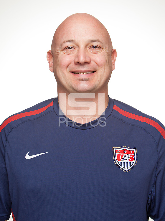U23 USA National Soccer Team headshot.