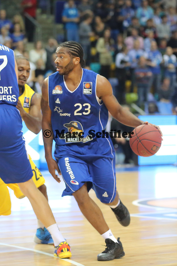 QUantez Robertson (Skyliners) - Fraport Skyliners vs. EWE Baskets Oldenburg, Fraport Arena Frankfurt