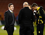 Nigel Clough manager of Burton Albion - English League One - Sheffield Utd vs Burton Albion - Bramall Lane Stadium - Sheffield - England - 1st March 2016 - Pic Simon Bellis/Sportimage