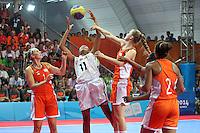 Nanjing 2014 Basquetbol 3x3 Femenino Final - USA vs Holanda