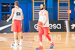 Player Ricky Rubio during the training of Spanish National Team of Basketball 2019 . July 26, 2019. (ALTERPHOTOS/Francis González)