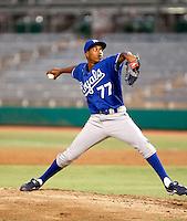 Yordano Ventura - AZL Royals - 2010 Arizona League.Photo by:  Bill Mitchell/Four Seam Images..