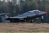 Aero L29 Delfin / LN-ADA<br />