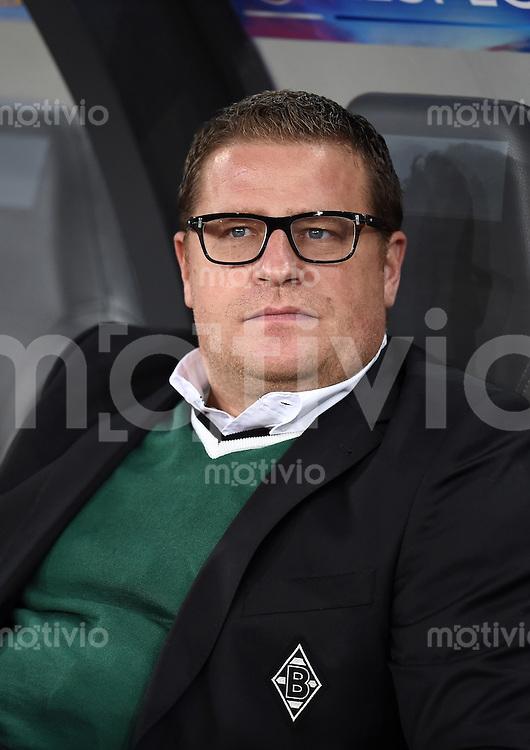 FUSSBALL   INTERNATIONAL   UEFA EUROPA LEAGUE   SAISON 2014/2015 FC Zuerich - VfL Borussia Moenchengladbach    02.10.2014 Sportdirktor Max Eberl (Borussia Moenchengladbach)